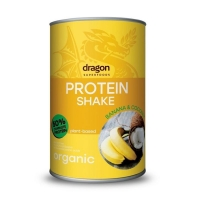 Протеинов шейк с банан и кокос 450 гр. Dragon Superfoods 31,90 лв. от Apteka.puls.bg