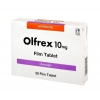ОЛФРЕКС TABL. FILM. COAT. 10 MG X28 10,04 лв. от Apteka.puls.bg