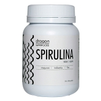 Спирулина 80 гр. 400 мг. х 200 Dragon Superfoods 8,60 лв. от Apteka.puls.bg