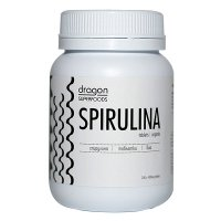 Спирулина табл. 80 гр. 400 мг. х 200 Dragon Superfoods 8,99 лв. от Apteka.puls.bg